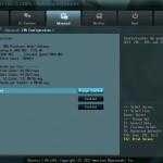 Advanced CPU Configuration