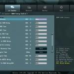 DRAM Timing Control